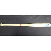 Cooperstown Signed Bat by 8 Players Kiner/Herman/Brock/Irvin JSA Authenticated