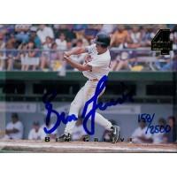 Ben Grieve Signed 1994 Classic Games 4 Sport Baseball Card /2500