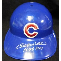 Billy Williams Chicago Cubs Signed Full Size Authentic Helmet JSA Authenticated