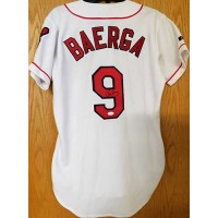 Carlos Baerga Signed Cleveland Indians Authentic Jersey JSA Authenticated
