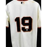 Kevin Frandsen San Francisco Giants Signed Game Used Jersey JSA Authenticated