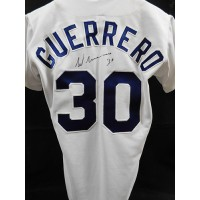 Wilton Guerrero Los Angeles Dodgers Signed Authentic Jersey JSA Authenticated