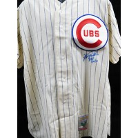 Ferguson Fergie Jenkins Chicago Cubs Signed Authentic Jersey JSA Authenticated