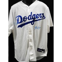 Matt Kemp Los Angeles Dodgers Signed Replica Jersey JSA Authenticated