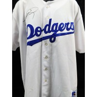 Jeff Kent Los Angeles Dodgers Signed Replica Jersey JSA Authenticated