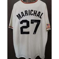 Juan Marichal Signed San Francisco Giants Custom Jersey PSA/DNA Authenticated