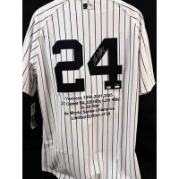 Tino Martinez New York Yankees Signed Authentic LE Jersey Steiner MLB Authentic