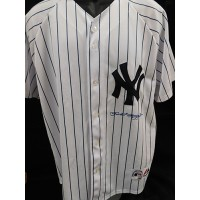 Phil Rizzuto New York Yankees Signed Replica Jersey JSA Authenticated