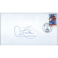 Cecil Fielder Baseball Player Signed Cachet JSA Authenticated