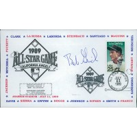 Bobby Grich Signed 1989 All Star Game Cachet JSA Authenticated