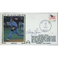 Davey Lopes Los Angeles Dodgers Signed Cachet JSA Authenticated
