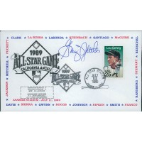 Graig Nettles Signed 1989 All Star Game Cachet JSA Authenticated