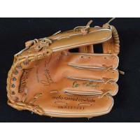 Don Mattingly Signed Franklin Autograph Model Baseball Glove JSA Authenticated