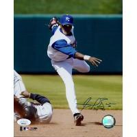 Angel Berroa Kansas City Royals Signed 8x10 Glossy Photo JSA Authenticated