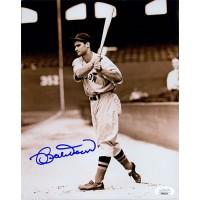 Bobby Doerr Boston Red Sox Signed 8x10 Glossy Photo JSA Authenticated