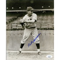 Billy Herman Chicago Cubs Signed 8x10 Glossy Photo JSA Authenticated