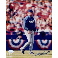 Bill Russell Los Angeles Dodgers Signed 8x10 Glossy Photo JSA Authenticated