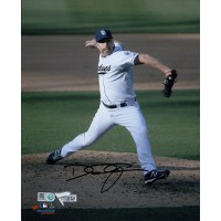 Dale Thayer San Diego Padres Signed 8x10 Matte Photo MLB Fanatics Authenticated