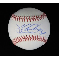 Kole Calhoun Signed MLB Major League Baseball MLB Authenticated