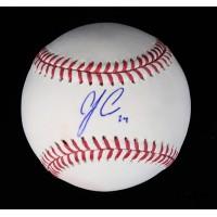 CJ Cron Signed MLB Major League Baseball MLB Authenticated