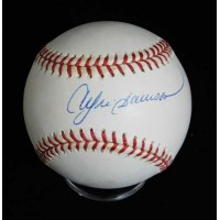 Andre Dawson Signed Official National League Baseball JSA Authenticated