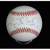 Jim Edmonds Signed Official American League Baseball JSA Authenticated
