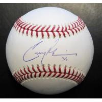 Cory Gearrin Signed Major League Baseball In Blue Pen JSA Authenticated