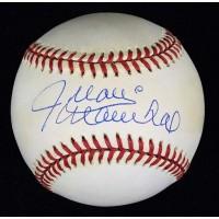 Juan Marichal Signed National League Baseball JSA Authenticated