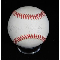 Benjie Molina Signed Official American League Baseball JSA Authenticated