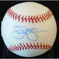 Jim Palmer Baltimore Orioles Signed American League Baseball PSA Authenticated