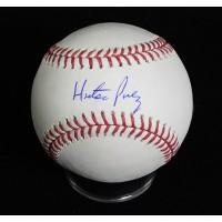 Hector Perez Signed MLB Major League Baseball MLB Fanatics Authenticated