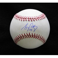 Stephen Piscotty Signed Official Major League Baseball Tristar Authenticated