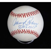 Johnny Podres Signed Official National League Baseball JSA Authenticated