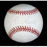 Jerry Reuss Signed MLB National League Baseball JSA Authenticated