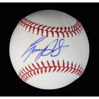 Garrett Richards Signed MLB Major League Baseball MLB Authenticated