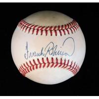 Frank Robinson Signed 1988 World Series Baseball JSA Authenticated