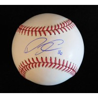 Domingo Santana Signed Major League Baseball JSA Authenticated