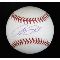 Aaron Small Signed MLB Baseball Steiner Authenticated