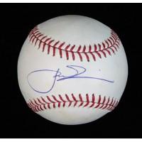 Jerome Williams Signed MLB Major League Baseball MLB Authenticated