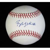 Bobby Wilson Signed MLB Major League Baseball MLB Authenticated