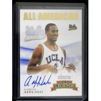 Aaron Afflalo UCLA Bruins Signed 2007 Press Pass Basketball Card #AA-AA 199/237