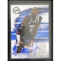 Emeka Okafor Signed 2004 Press Pass Draft Power Pick Basketball Card 15/250