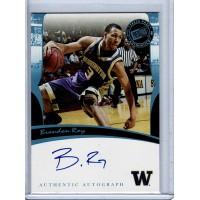 Brandon Roy Washington Huskies 2006-07 Press Pass Autographed Card