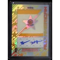 Brandan Wright Signed 2007-08 Topps Echelon All American Card MAP-BW 11/25