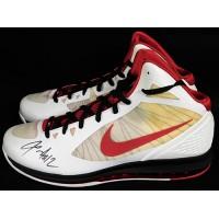 LaMarcus Aldridge Signed Pair Nike Air Max Promo Shoes JSA Authenticated