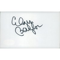 Elgin Baylor Basketball Player Signed 3x5 Index Card JSA Authenticated