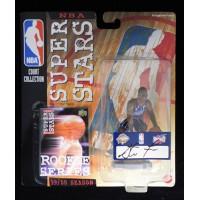 Steve Francis Rockets Signed 2000 All-Star NBA Super Stars JSA Authenticated
