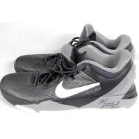 Meyers Leonard Signed Pair Nike Kobe VII Shoes JSA Authenticated