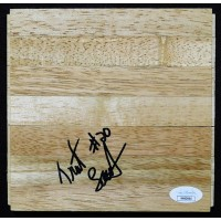 Trent Lockett Arizona State Sun Devils Signed 6x6 Floorboard JSA Authenticated