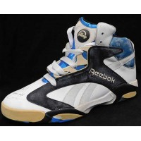 Shaquille O'Neal Signed Shaq Reebok Shoe JSA Authenticated